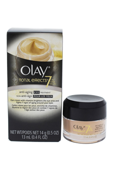 Total Effects Anti Aging Eye Treatment by Olay for Women - 0.4 oz Cream