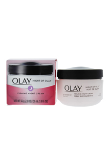 Night of Olay Firming Cream by Olay for Women - 2 oz Cream