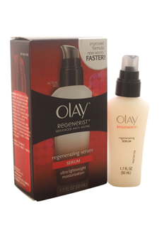 Regenerist Regenerating Serum by Olay for Women - 1.7 oz Serum