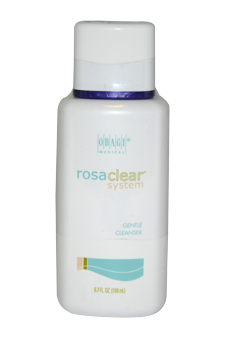 Obagi Medical Rosaclear System Gentle Cleanser by Obagi for Women - 6.7 oz Cleanser