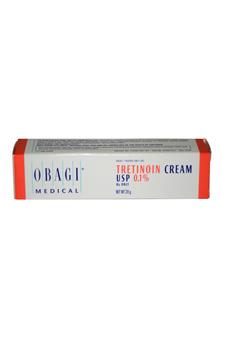 Obagi Medical Tretinoin Cream USP 0.1% by Obagi for Women Cream