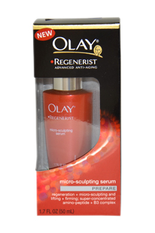 Regenerist Advanced Anti-Aging Micro-Sculpting Serum by Olay for Women Serum