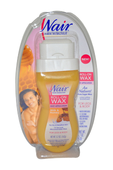 Roll On Milk & Honey Wax by Nair for Women Wax