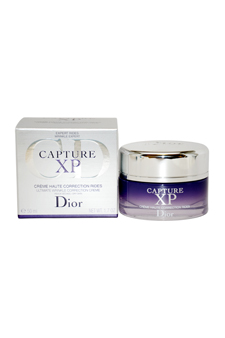 Capture XP Wrinkle Correction Night Creme (Dry Skin) for Women - 1.7 oz Creme