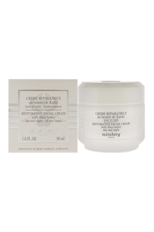 Restorative Facial Cream with Shea Butter by Sisley for Wome