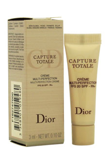 Christian Dior Capture Totale Multi Perfection Creme SPF 20 women 0.10oz