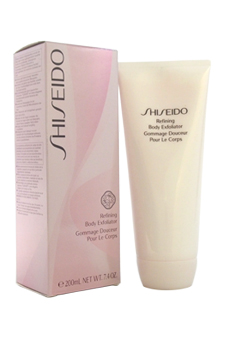 Refining Body Exfoliator by Shiseido for Women - 7.4 oz Exfoliator