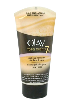 Total Effects Make Up Remover for Face & Eyes by Olay for Wo