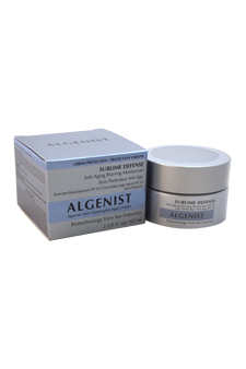 Sublime Defense Anti-Aging Blurring Moisturizer SPF 30 by Algenist for Women - 2 oz Moistutizer