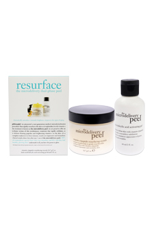 Philosophy The Microdelivery In Home Vitamin C Peptide Peel 2 Pc Kit