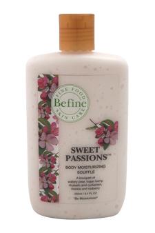 Sweet Passion Body Moisturizing Souffle