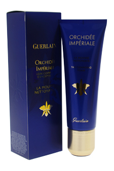 Orchidee Imperiale The Cleansing Foam by Guerlain for Women - 4.2 oz Cleansing Foam