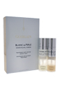 Blanc De Perle White P.E.A.R.L Fusion Whitening Day & Night Treatment by Guerlain for Women - 2 x 0.5 oz Treatment