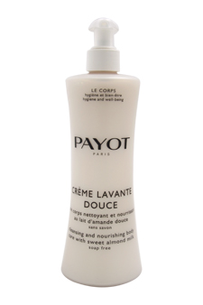 Creme Lavante Douce Cleansing & Nourishing Body by Payot for Women - 13.5 oz Cleanser