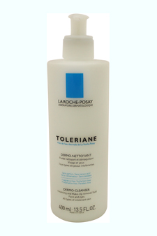 Toleriane Dermo-Cleanser by La Roche-Posay for Women - 13.5 oz Cleanser