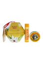 Bit Of Burts Bees - Beeswax Kit by Burt's Bees for Women - 2 Pc Kit 0.15oz Beeswax Lip Balm with Vitamin E & Peppermint, 0.3oz Hand Salve