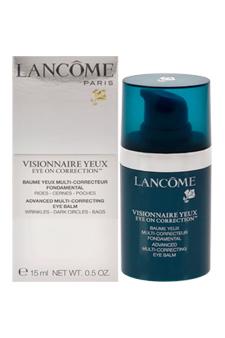 Visionnaire Yeux Advanced Multi-Correcting Eye Balm by Lancome for Women - 0.5 oz Eye Balm