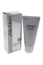 Purifying Mask For Dry Skin Types by Shiseido for Women - 3.2 oz Mask