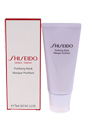 Purifying Mask by Shiseido for Women - 3.2 oz Mask