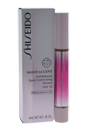 White Lucent OnMakeup Spot Correcting Serum SPF 15 - Natural by Shiseido for Women - 0.16 oz Serum
