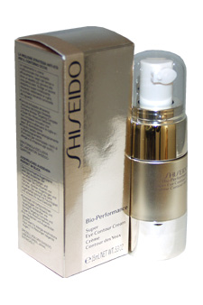 Bio Performance Super Eye Contour Cream by Shiseido for Unisex - 0.5 oz  Eye Contour Cream