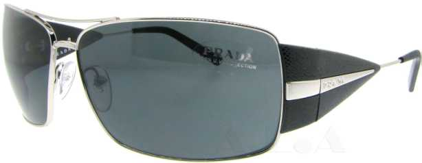 eb63a1632b ... UPC 679420171524 product image for SPR 55H 7JS-1A1 Natural Black by  Prada for
