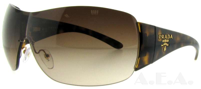 33b201077ec9c PRADA Sunglasses PR 22MS 2AU6S1 Havana 01mm