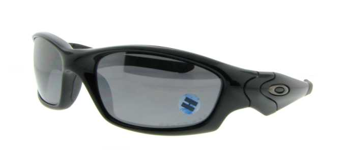 9286622fd34 Oakley Straight Jacket Sunglasses - Black   Iridium Polarized