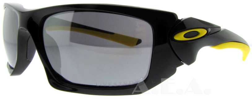 Livestrong Scalpel OO9095-10 by Oakley for Men - 58-17- mm Sunglasses