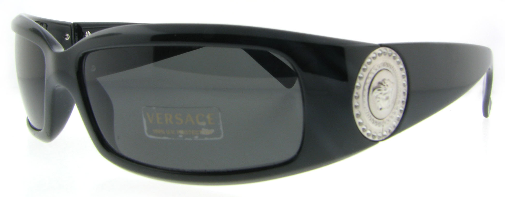 34e084bbc8 UPC 725125458092 - VE 4044B GB1 87 Black by Versace for Unisex - 60-.  sunglasses ...