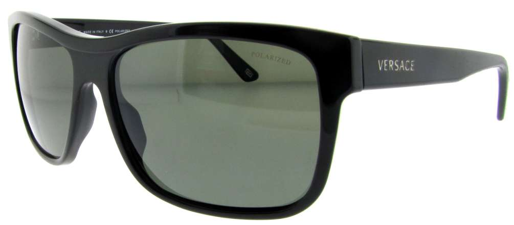 dc615a3a1ea Versace Sunglasses Polarized Mens