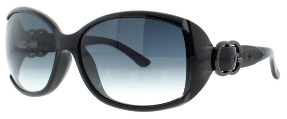 f52b1fb889 GUCCI Sunglasses 3521 F S 0D28 Shiny Black 62mm