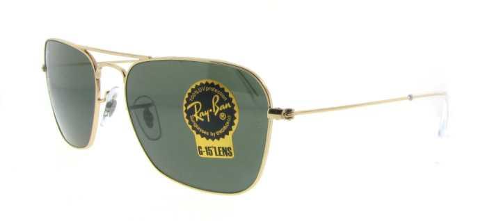 7a3bfb41b1 Ray Ban Caravan Sunglasses RB 3136 001