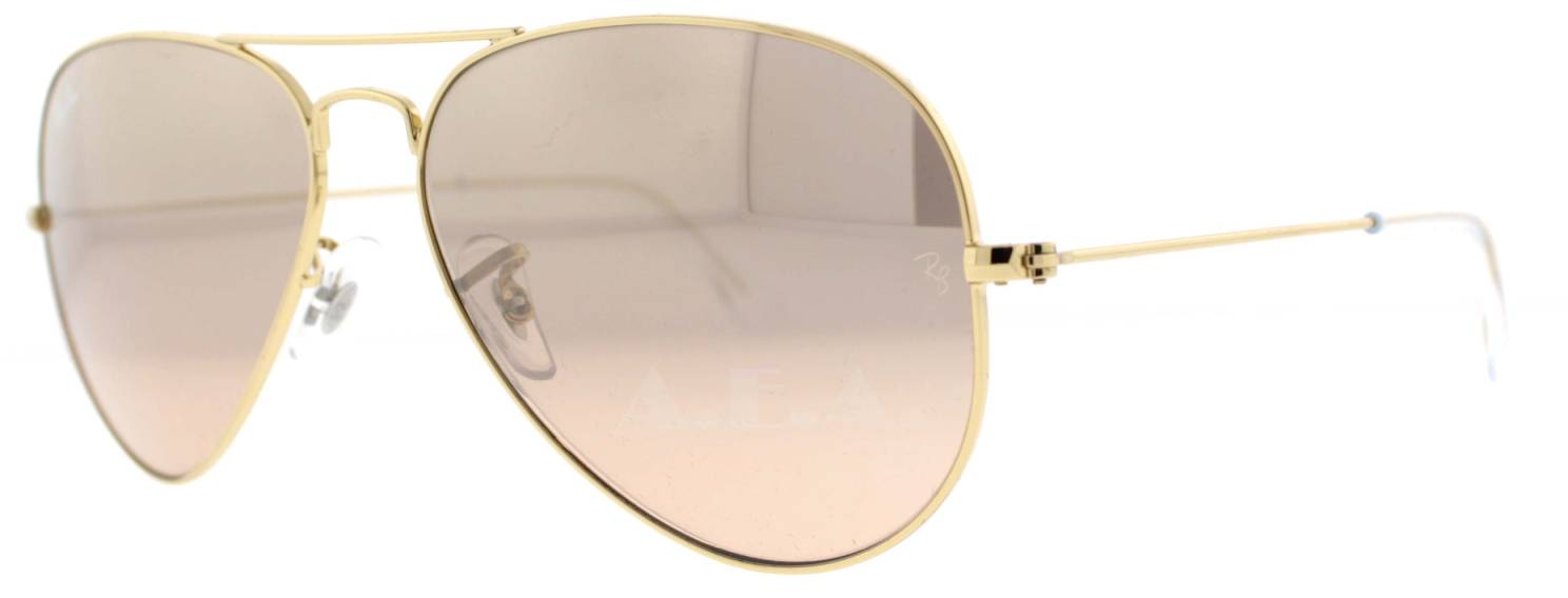 78ecbd472c Aviator Sunglasses RB 3025 001 3E 58mm · Ray Ban ...