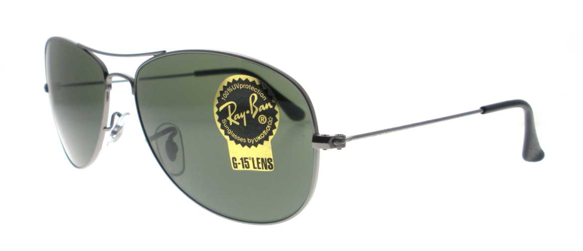 03098ab8196 Ray Ban 3362 Sunglasses in color code 004