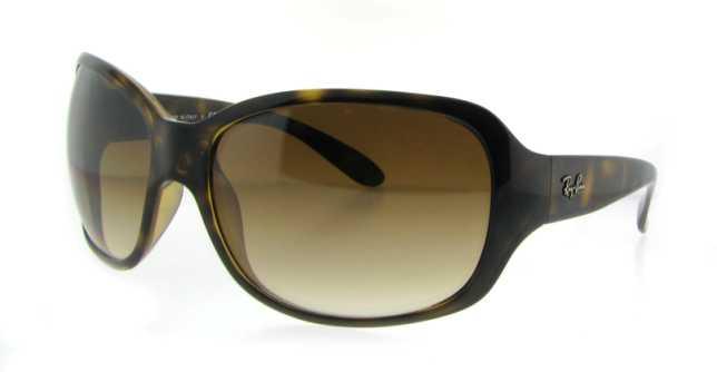 7ad0425f72 Ray Ban RB4118 Sunglasses - 710 51 Light Havana (Crystal Brown Gradient  Lens) - 62mm