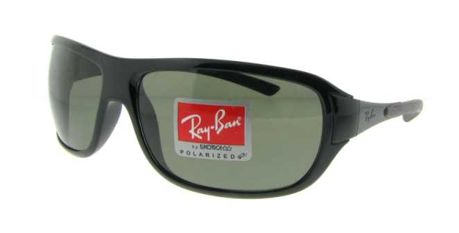 b20089f8e8269d RB 4120 601 58 Black by Ray Ban for Unisex - 64-15-125mm Sunglasses ...