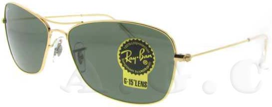 RB 3388 1 Arista by Ray Ban for Men - 58-15-135 mm Sunglasses