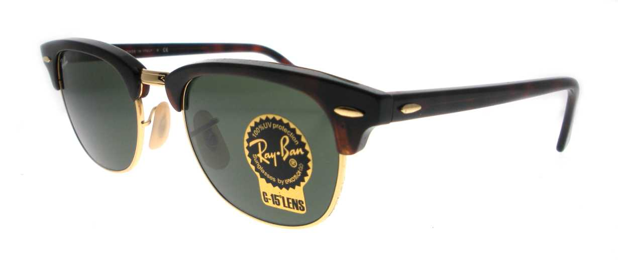 e21f6185991 Ray Ban RB 2156 - Red Havana Crystal Green (990)