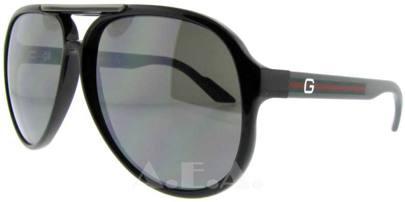 GG 1627/S Q20 Lead Grey by Gucci for Unisex - 59-12-130 mm Sunglasses