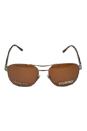 Gucci GG 220/S 0VRO Dark Ruthenium by Gucci for Men - 57-17-140 mm Sunglasses