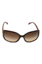 Prada PR 08OS IAD6S1 Bordeaux/Red/Brown by Prada for Men - 57-17-130 mm Sunglasses