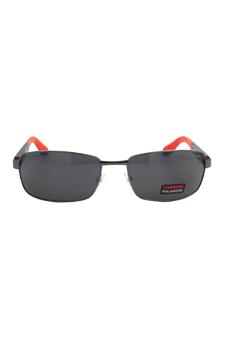 Carrera Carrera 8004 0RRTD - Dark Ruthenium Blue Polarized by Carrera for Men - 62-18-130 mm Sunglasses