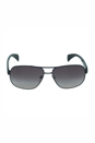 Prada PR 52P 7AX0A7 - Black by Prada for Men - 61-15-140 mm Sunglasses
