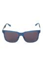 Hugo Boss Boss 0553/S E74Y1 - Transparent Blue by Hugo Boss for Men - 55-17-140 mm Sunglasses