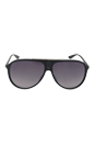 Carrera Carrera 6015/S D28IC - Shiny Black by Carrera for Men - 61-12-140 mm Sunglasses