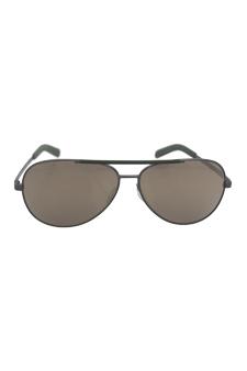 Dolce & Gabbana DG 2141 1108/6G - Black/Green by Dolce & Gabbana for Men - 61-12-135 mm Sunglasses