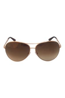 Tom Ford FT0035 Charles 28G - Rose Gold/Brown by Tom Ford for Men - 62-12-130 mm Sunglasses