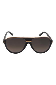 Tom Ford FT0334 Dimitry 01P - Shiny Black by Tom Ford for Men - 59-14-130 mm Sunglasses