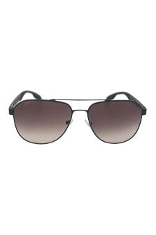 Prada PR 51RS 1BO0A7 - Matte Black by Prada for Men - 60-16-145 mm Sunglasses